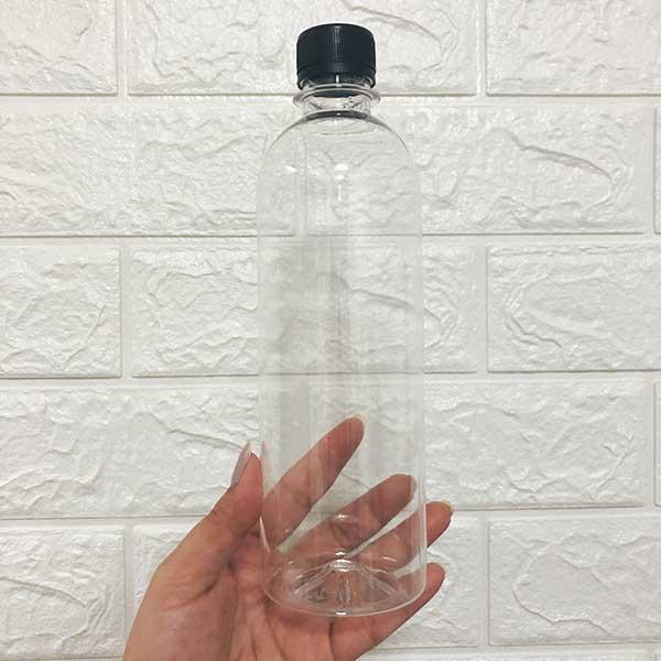 chai nhựa 500ml