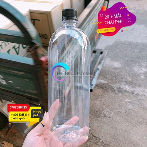 bán chai nhựa 1 lít tphcm