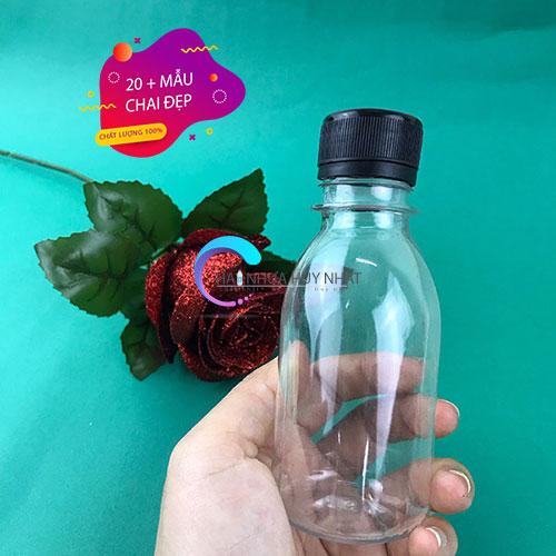 chai nhựa nhỏ 100ml