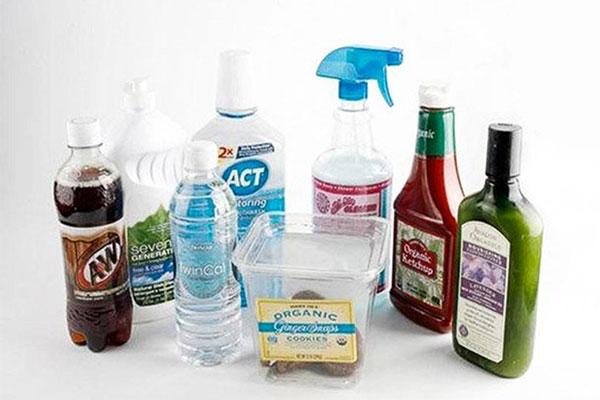 nhựa pet trong lò vi sóng có khác nhựa đựng thức uống