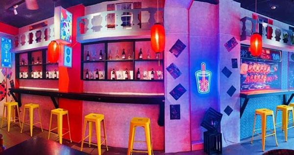 quán ding tea cộng hoà