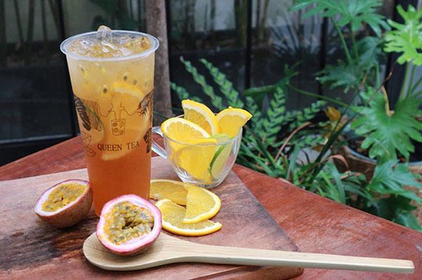 quán Queen Tea Nguyễn Văn Cừ