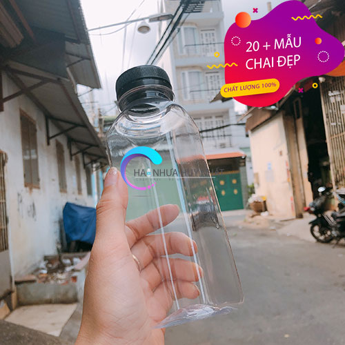 ship chai nhựa cho khách
